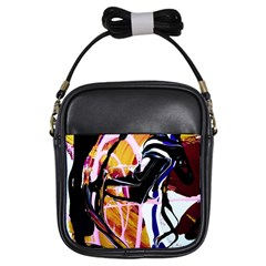 Immediate Attraction 2 Girls Sling Bags