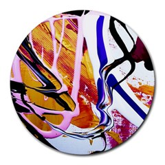 Immediate Attraction 6 Round Mousepads