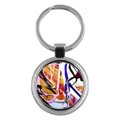 Immediate Attraction 6 Key Chains (round)