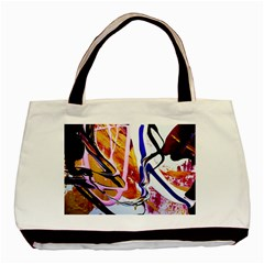 Immediate Attraction 6 Basic Tote Bag