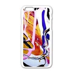 Immediate Attraction 6 Apple Iphone 6/6s White Enamel Case