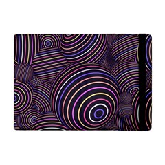 Abtract Colorful Spheres Apple Ipad Mini Flip Case