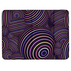 Abtract Colorful Spheres Samsung Galaxy Tab 7  P1000 Flip Case by Modern2018