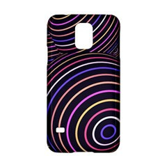 Abtract Colorful Spheres Samsung Galaxy S5 Hardshell Case