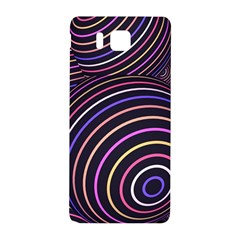 Abtract Colorful Spheres Samsung Galaxy Alpha Hardshell Back Case