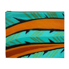 Abstract Art Artistic Cosmetic Bag (xl)