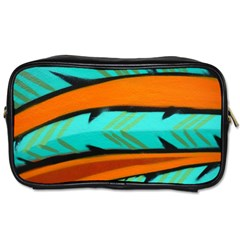 Abstract Art Artistic Toiletries Bags 2 Side
