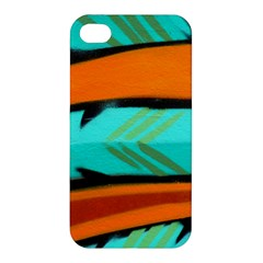 Abstract Art Artistic Apple Iphone 4/4s Hardshell Case