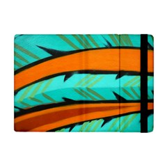 Abstract Art Artistic Apple Ipad Mini Flip Case