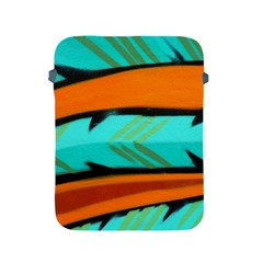 Abstract Art Artistic Apple Ipad 2/3/4 Protective Soft Cases