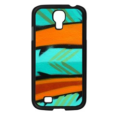 Abstract Art Artistic Samsung Galaxy S4 I9500/ I9505 Case (black) by Modern2018