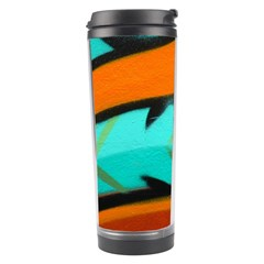Abstract Art Artistic Travel Tumbler