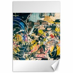 Abstract Art Berlin Canvas 24  X 36