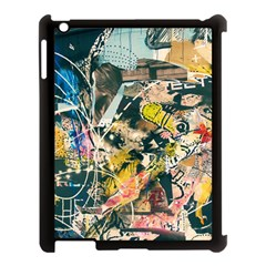 Abstract Art Berlin Apple Ipad 3/4 Case (black)