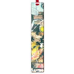 Abstract Art Berlin Large Book Marks