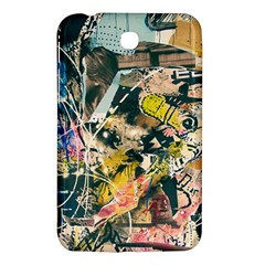 Abstract Art Berlin Samsung Galaxy Tab 3 (7 ) P3200 Hardshell Case  by Modern2018