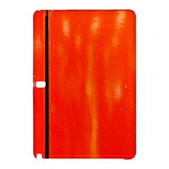 Abstract Orange Samsung Galaxy Tab Pro 12 2 Hardshell Case