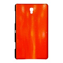 Abstract Orange Samsung Galaxy Tab S (8 4 ) Hardshell Case
