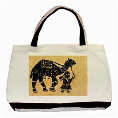 Antique Apparel Art Basic Tote Bag (two Sides)
