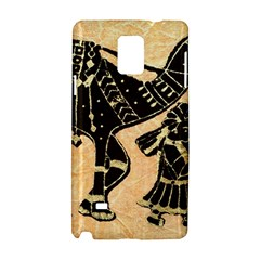 Antique Apparel Art Samsung Galaxy Note 4 Hardshell Case