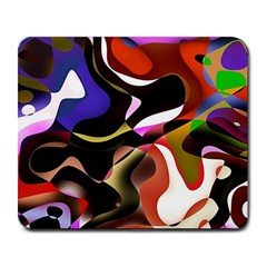 Abstract Full Colour Background Large Mousepads