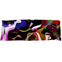 Abstract Full Colour Background Body Pillow Case (dakimakura)