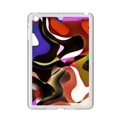 Abstract Full Colour Background Ipad Mini 2 Enamel Coated Cases