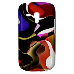 Abstract Full Colour Background Galaxy S3 Mini