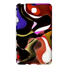 Abstract Full Colour Background Samsung Galaxy Tab 4 (7 ) Hardshell Case