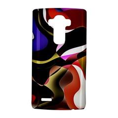 Abstract Full Colour Background Lg G4 Hardshell Case