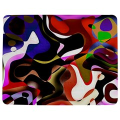 Abstract Full Colour Background Jigsaw Puzzle Photo Stand (rectangular)
