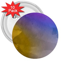 Abstract Smooth Background 3  Buttons (10 Pack)  by Modern2018
