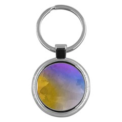 Abstract Smooth Background Key Chains (round)