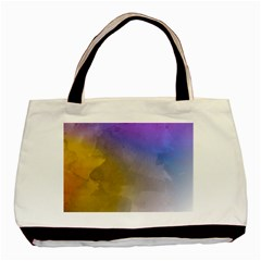 Abstract Smooth Background Basic Tote Bag