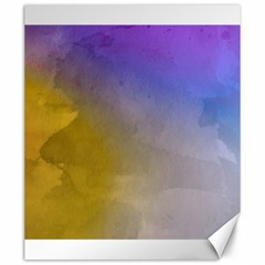 Abstract Smooth Background Canvas 20  X 24