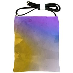 Abstract Smooth Background Shoulder Sling Bags