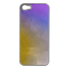 Abstract Smooth Background Apple Iphone 5 Case (silver)
