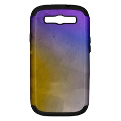 Abstract Smooth Background Samsung Galaxy S Iii Hardshell Case (pc+silicone)