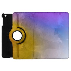 Abstract Smooth Background Apple Ipad Mini Flip 360 Case