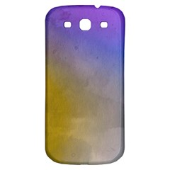 Abstract Smooth Background Samsung Galaxy S3 S Iii Classic Hardshell Back Case