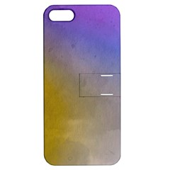 Abstract Smooth Background Apple Iphone 5 Hardshell Case With Stand