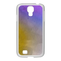 Abstract Smooth Background Samsung Galaxy S4 I9500/ I9505 Case (white)