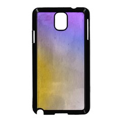 Abstract Smooth Background Samsung Galaxy Note 3 Neo Hardshell Case (black)