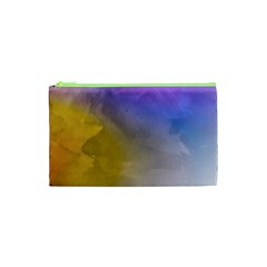 Abstract Smooth Background Cosmetic Bag (xs)