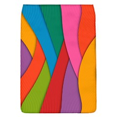 Abstract Background Colrful Flap Covers (l)