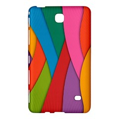 Abstract Background Colrful Samsung Galaxy Tab 4 (8 ) Hardshell Case