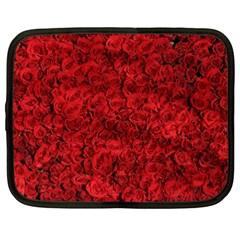 Arranged Flowers Love Netbook Case (xxl)