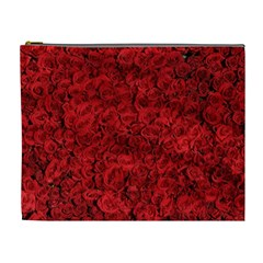 Arranged Flowers Love Cosmetic Bag (xl)
