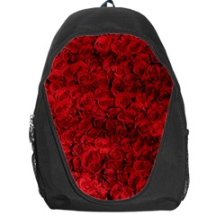Arranged Flowers Love Backpack Bag