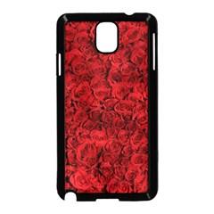 Arranged Flowers Love Samsung Galaxy Note 3 Neo Hardshell Case (black)